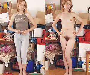 Category: dressed undressed