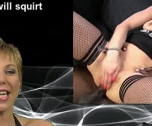 Squirting animated GIF