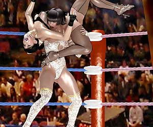 Related gallery: 3d-female-wrestling (click to enlarge)