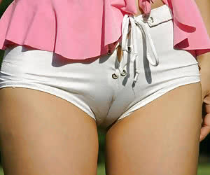 Category: camel toe