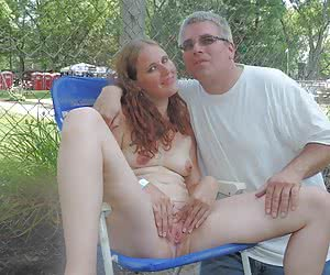 Remarkable, Amateur mature nude camping