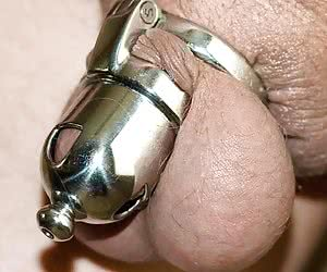 Male Chastity