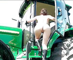 Category: tractors and girls
