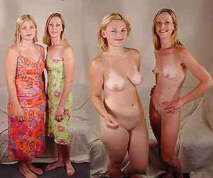 And undressed pictures dressed Stars Undressed: